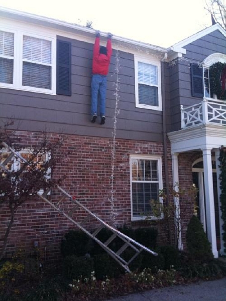 how to question best way to hang lights toolmonger