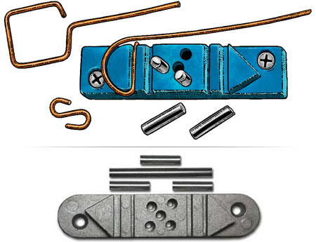 Wire Bending, The Easy Way