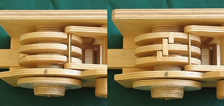 How-To: Build A Wooden Combination Lock   Toolmonger