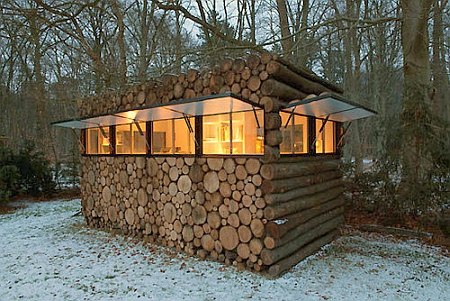 Its Just Cool Mobile Log Cabin Toolmonger