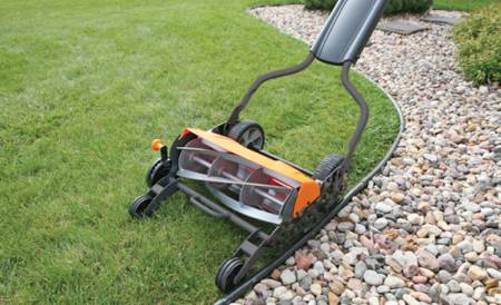 Fiskars Momentum Reel Mower Review | Big Blog Of Gardening