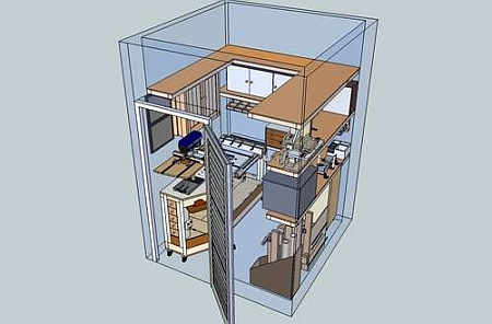 Tiny Workshop For Your Tiny House Toolmonger