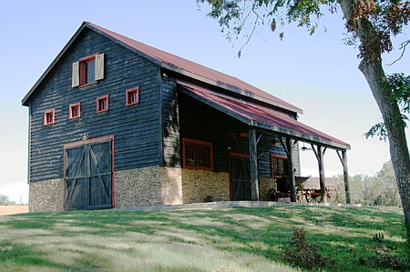 Long Valley Barn