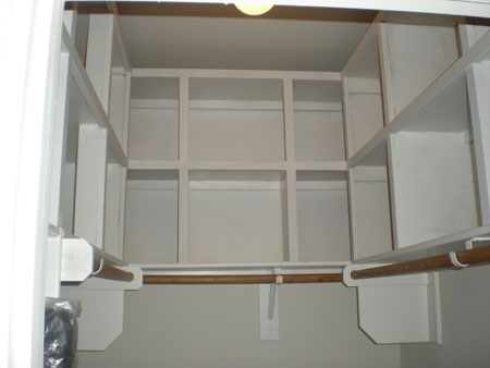 Lovely Fresh How To Build Closet Shelves And Drawers 20756 Austin Mdf