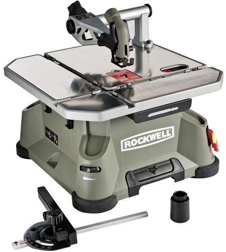 The Cross Cut Saw On A Wall Mount : Rockwell bladerunner toolmonger