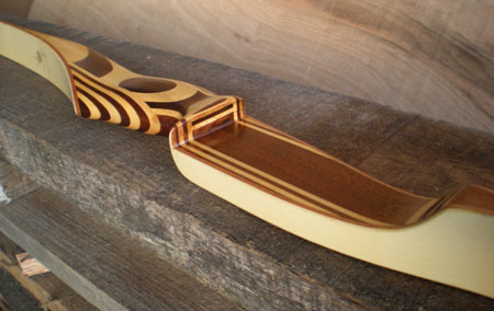 how to make a wooden recurve bow 3