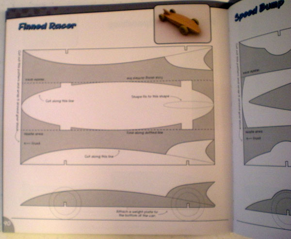 A Good Read Getting Started In Pinewood Derby  Toolmonger