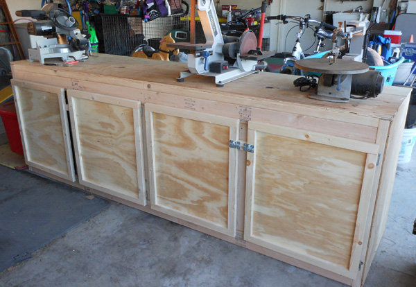 Projects Cheap Workbench Build Toolmonger