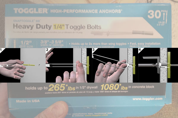 The Best Wall Anchors I Ve Ever Used Toolmonger